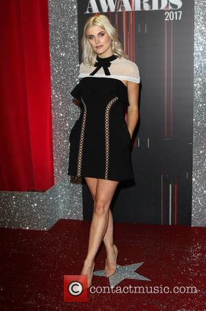 Ashley James at The 2017 British Soap Awards held at The Lowry - Salford Quays, Manchester, United Kingdom - Saturday...