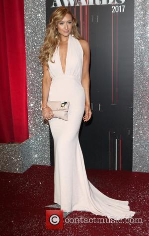 Catherine Tyldesley at The 2017 British Soap Awards held at The Lowry - Salford Quays, Manchester, United Kingdom - Saturday...