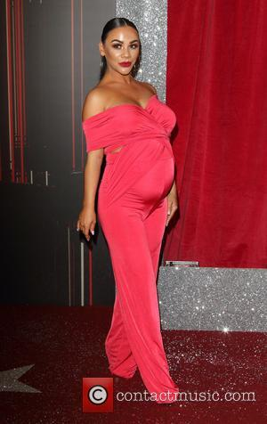 Chelsee Healey at The 2017 British Soap Awards held at The Lowry - Salford Quays, Manchester, United Kingdom - Saturday...