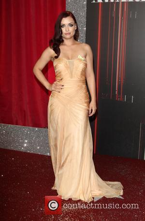 Shona McGarty at The 2017 British Soap Awards held at The Lowry - Salford Quays, Manchester, United Kingdom - Saturday...