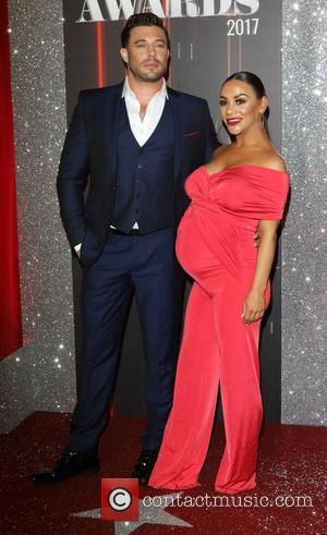 Duncan James and Chelsee Healey