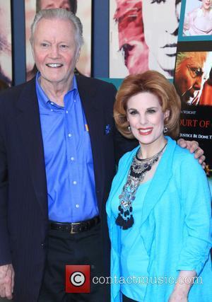 Jon Voight and Kat Kramer