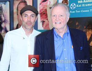 James Haven and Jon Voight
