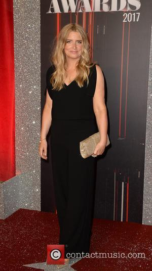 Emma Atkins at The 2017 British Soap Awards held at The Lowry - Salford Quays, Manchester, United Kingdom - Saturday...