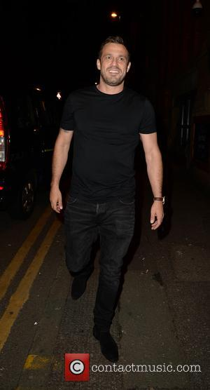 Jamie Lomas and various other celebrities arrive at the Smokehouse Manchester for the Hollyoaks Soap Awards after party - Manchester,...