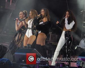 Little Mix, Perrie Edwards, Jesy Nelson, Leigh-ann Pinnock and Jade Thirlwall