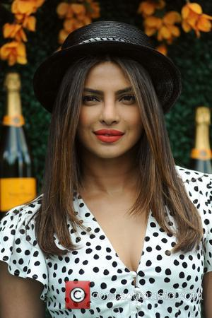Priyanka Chopra at the Tenth Annual Veuve Clicquot Polo Classic held at Liberty State Park - Jersey City, New Jersey,...