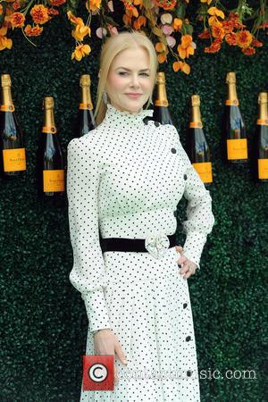 Nicole Kidman at the Tenth Annual Veuve Clicquot Polo Classic held at Liberty State Park - Jersey City, New Jersey,...