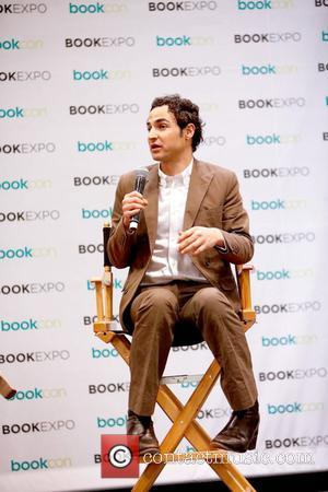 Zac Posen discusses books and fashion during a panel discussion at the 2017 BookCon held at the Jacob K. Javits...