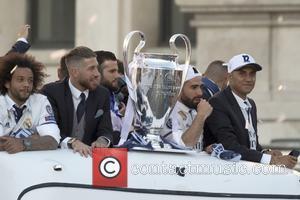 Real Madrid and Sergio Ramos