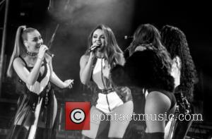 Little Mix, Perrie Edwards, Jesy Nelson, Leigh Anne Pinnock and Jade Thirlwall