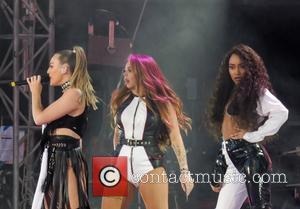 Little Mix, Perrie Edwards, Jesy Nelson and Leigh Anne Pinnock