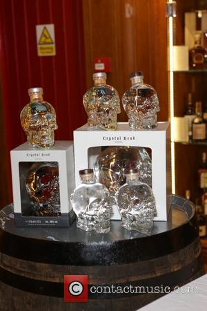 Atmosphere - Dan Akyroyd's signing of his vodka, Crystal Head at the Whisky Exchange - London, United Kingdom - Monday...
