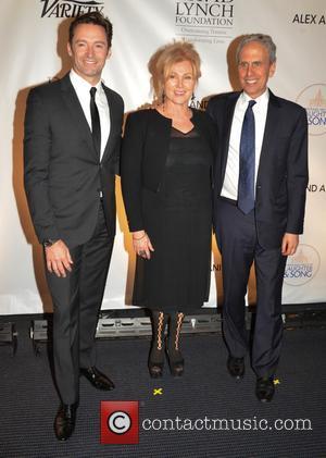 Hugh Jackman and Debora-lee Furness Jackman
