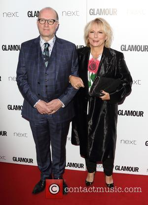 Adrian Edmondson and Jennifer Saunders