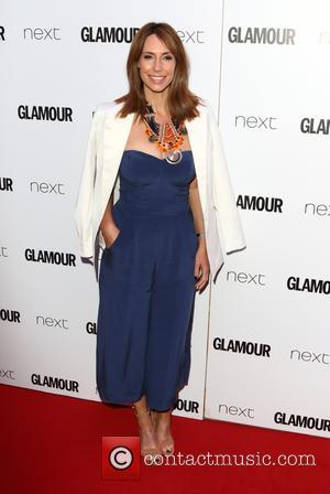 Alex Jones at the 2017 Glamour Women of the Year Awards - London, United Kingdom - Tuesday 6th June 2017