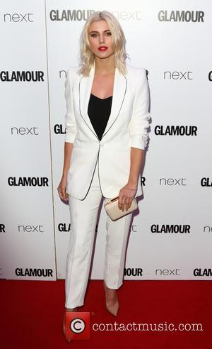Ashley James at the 2017 Glamour Women of the Year Awards - London, United Kingdom - Tuesday 6th June 2017