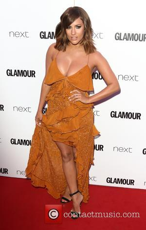 Caroline Flack at the 2017 Glamour Women of the Year Awards - London, United Kingdom - Tuesday 6th June 2017