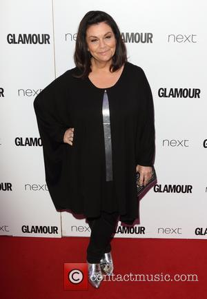 Dawn French at the 2017 Glamour Women of the Year Awards - London, United Kingdom - Tuesday 6th June 2017