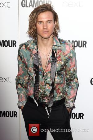 Dougie Poynter at the 2017 Glamour Women of the Year Awards - London, United Kingdom - Tuesday 6th June 2017