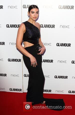 Dua Lipa at the 2017 Glamour Women of the Year Awards - London, United Kingdom - Tuesday 6th June 2017