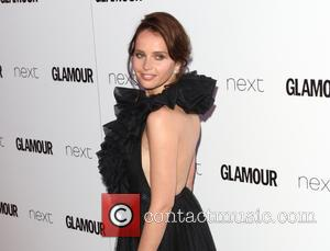 Felicity Jones at the 2017 Glamour Women of the Year Awards - London, United Kingdom - Tuesday 6th June 2017
