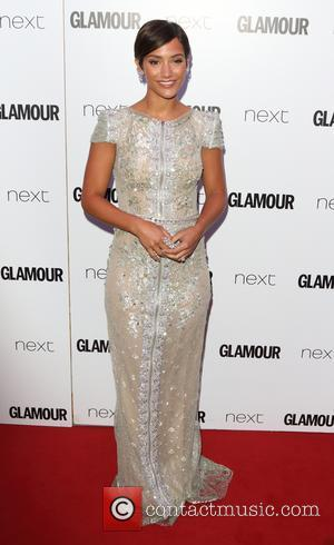 Frankie Bridge at the 2017 Glamour Women of the Year Awards - London, United Kingdom - Tuesday 6th June 2017