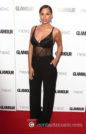Rochelle Humes at the 2017 Glamour Women of the Year Awards - London, United Kingdom - Tuesday 6th June 2017
