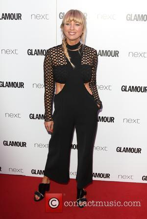 Sara Cox at the 2017 Glamour Women of the Year Awards - London, United Kingdom - Tuesday 6th June 2017