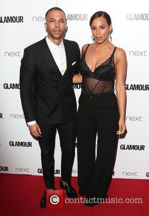 Marvin Humes , Rochelle Humes at the 2017 Glamour Women of the Year Awards - London, United Kingdom - Tuesday...