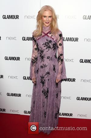Nicole Kidman at the 2017 Glamour Women of the Year Awards - London, United Kingdom - Tuesday 6th June 2017