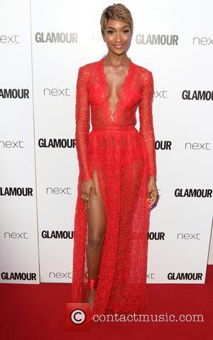 Jourdan Dunn at the 2017 Glamour Women of the Year Awards - London, United Kingdom - Tuesday 6th June 2017