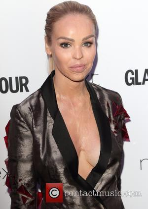 Katie Piper at the 2017 Glamour Women of the Year Awards - London, United Kingdom - Tuesday 6th June 2017