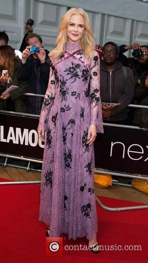 Nicole Kidman at the 2017 Glamour Women of the Year Awards - Berkeley Square Gardens, London, United Kingdom - Tuesday...