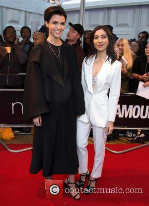 Ruby Rose at the 2017 Glamour Women of the Year Awards - Berkeley Square Gardens, London, United Kingdom - Tuesday...