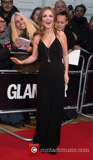 Geri Horner at the 2017 Glamour Women of the Year Awards - Berkeley Square Gardens, London, United Kingdom - Tuesday...