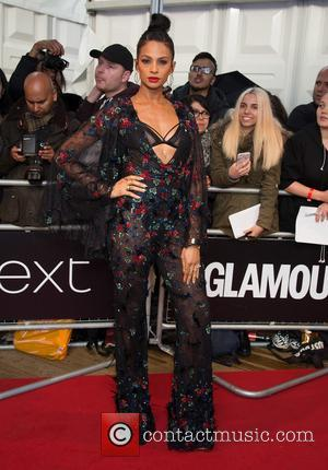Alesha Dixon at the 2017 Glamour Women of the Year Awards - Berkeley Square Gardens, London, United Kingdom - Tuesday...