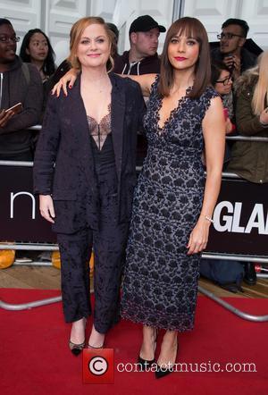 Amy Schumer and Rashida Jones