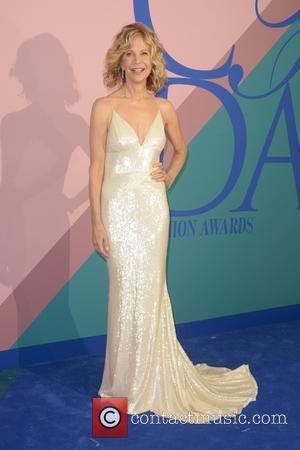 Meg Ryan at the 2017 CFDA  Awards held at Hammerstein Ballroom - New York, United States - Tuesday 6th...