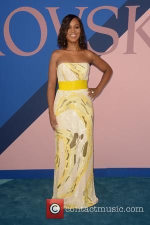 Kerry Washington at the 2017 CFDA  Awards held at Hammerstein Ballroom - New York, United States - Tuesday 6th...