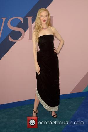 Nicole Kidman at the 2017 CFDA  Awards held at Hammerstein Ballroom - New York, United States - Tuesday 6th...