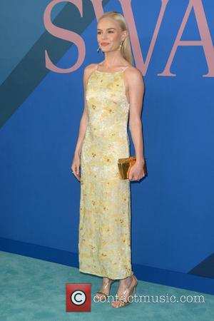 Kate Bosworth at the 2017 CFDA  Awards held at Hammerstein Ballroom - New York, United States - Tuesday 6th...