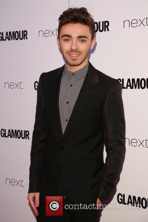 Nathan Sykes at the 2017 Glamour Women of the Year Awards - London, United Kingdom - Tuesday 6th June 2017