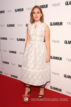 Tanya Burr at the 2017 Glamour Women of the Year Awards - London, United Kingdom - Tuesday 6th June 2017