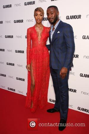 Jourdan Dunn and Antoine Dunn