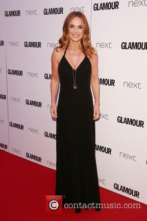 Geri Horner at the 2017 Glamour Women of the Year Awards - London, United Kingdom - Tuesday 6th June 2017