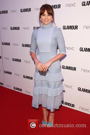 Ophelia Lovibond at the 2017 Glamour Women of the Year Awards - London, United Kingdom - Tuesday 6th June 2017