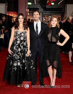 Rachel Weisz, Sam Claflin and Holliday Grainger