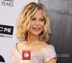Meg Ryan at the American Film Institute's Lifetime Achievement Awarded to Diane Keaton. The event was held at the Dolby...