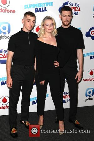 Clean Bandit at Capital's Summertime Ball held at the Wembley Stadium - London, United Kingdom - Saturday 10th June 2017